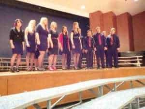 Charleston HS Advanced Chamber Ensemble