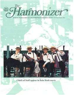 Chiefs of Staff on Harmonizer
